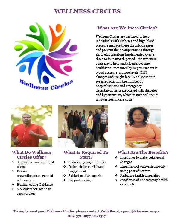 What are Wellness Circles
